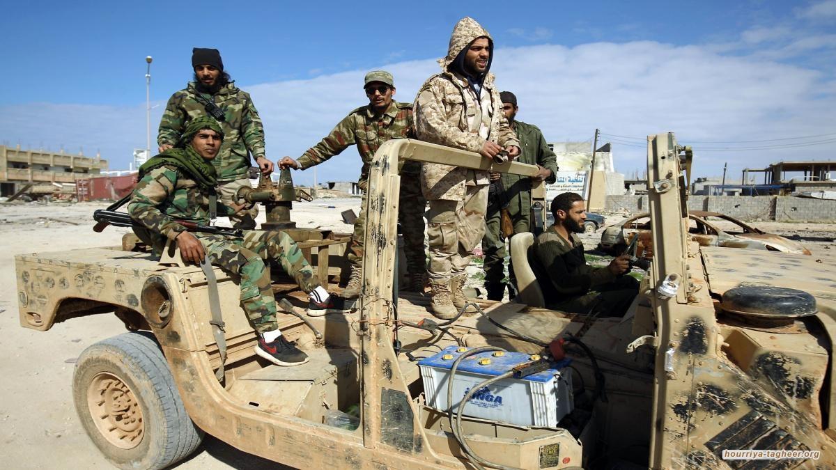 """كيف يستخدم آل سعود """"التيار المدخلي"""" في ليبيا لتحقيق أهدافها؟"""
