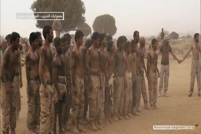 """تتبع """"حكومة هادي"""".. منصة """"صوت الأسرى"""" تكشف انتهاكات مروعة من السعودية لمجنديها اليمنيين في الحدود وتؤكد ارتباط التحالف السعودي بتنظيم القاعدة"""