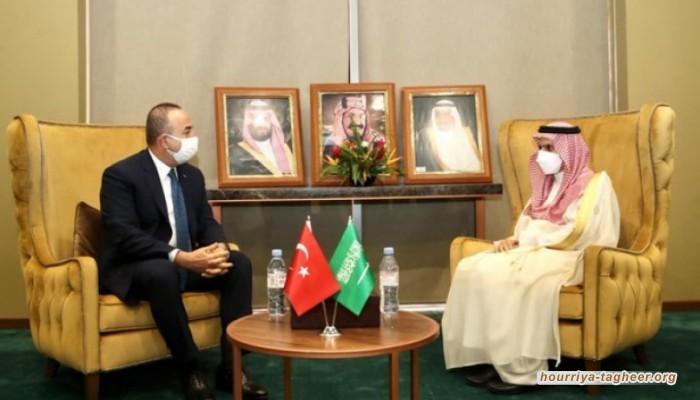 وزير الخارجية التركي يزور الرياض لبحث إنهاء فتور العلاقات
