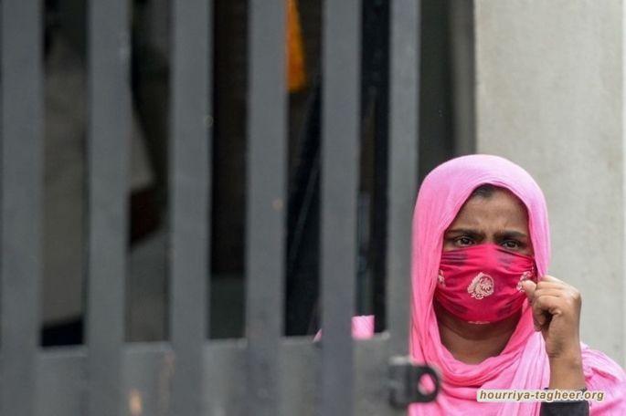ظلم النظام السعودي لا يحتمله بشر.. العفو الدولية تكشف عن احتجاز السعودية لعشرات العاملات السريلانكيات مع أطفالهن بشكل تعسّفي.