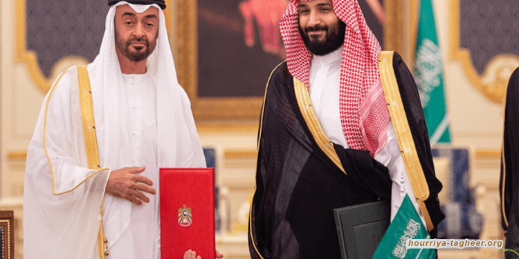 الإمارات تلوح بمحور جديد في الشرق الأوسط دون السعودية