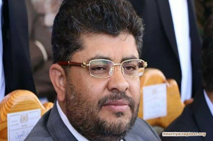 الحوثي يعلق على إعلان الولايات المتحدة إيقاف الدعم العسكري للتحالف