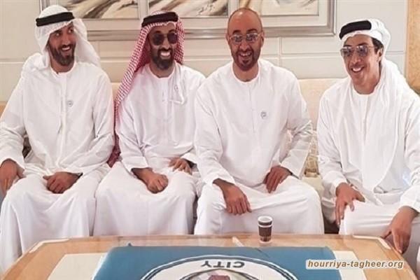 سفهاء أبو ظبي يفرون من اليمن وتركوا الميدان للأبله أبو منشار خوفا من سطوة الحوثي