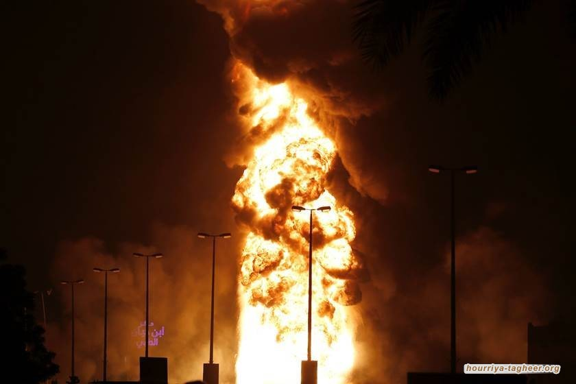 عجائب الحوثي السّبع ومحطات النفط
