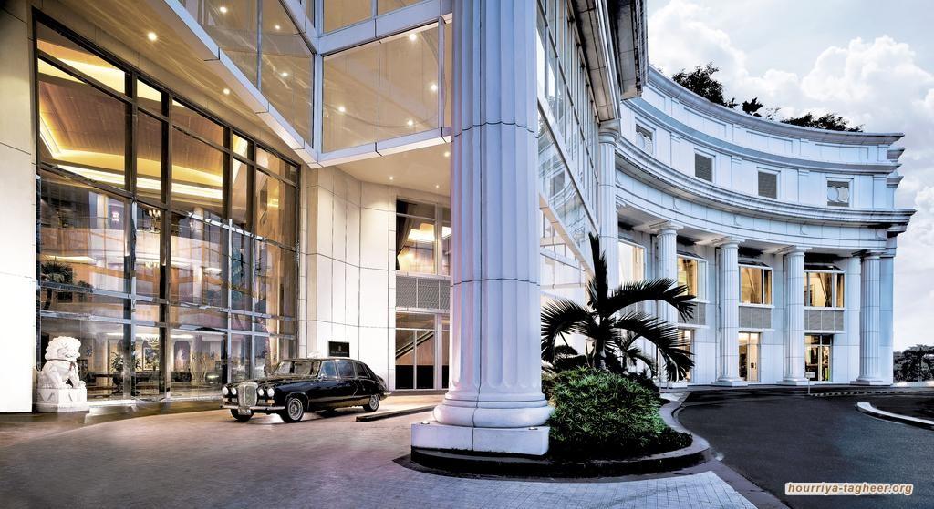 الريتز كارلتون أول فندق يقدّم الكحول لروّاده