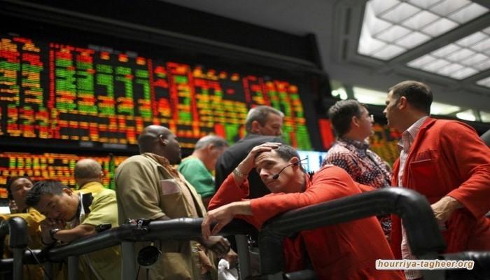 البورصة السعودية تهبط واسواقها تعود للهبوط