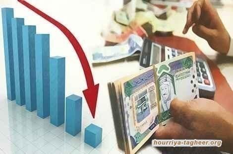 انخفاض الاحتياطي الأجنبي للسعودية 11.6 مليار دولار