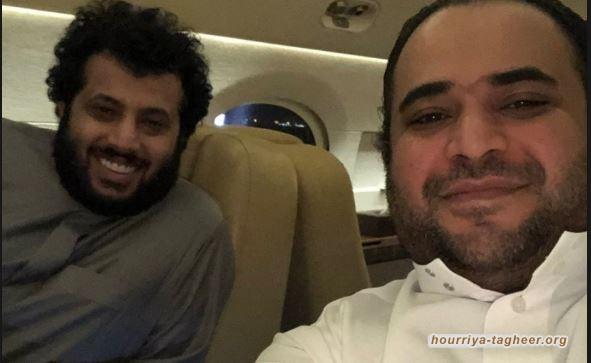 تركي ال الشيخ وسعود القحطاني يفضحان ابن سلمان