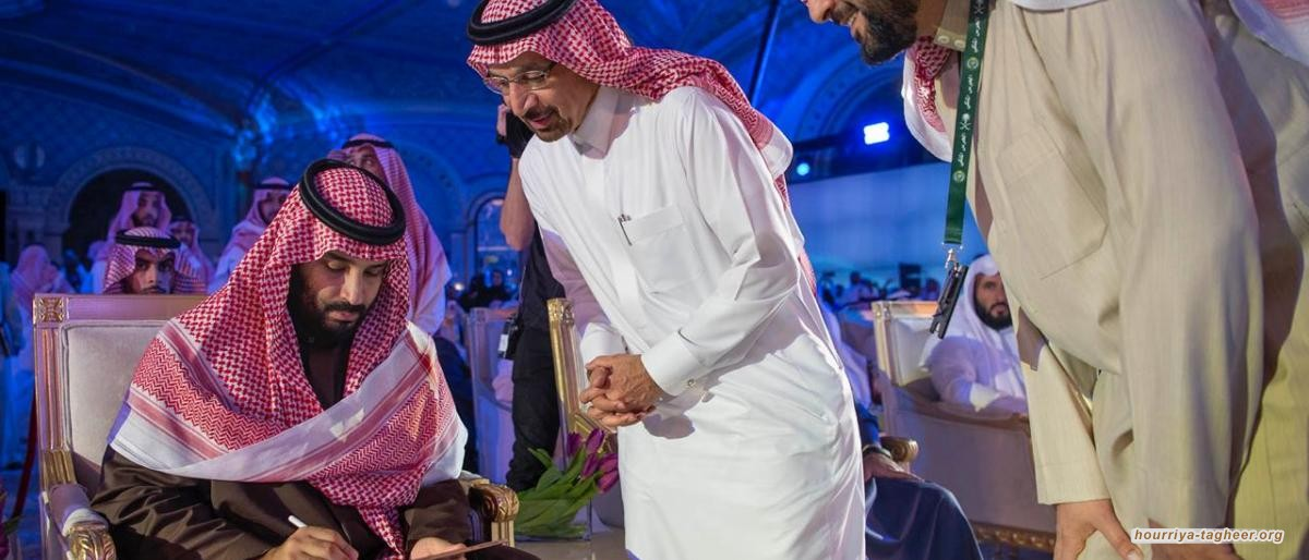 سلمان يطيح بالفالح ويعيين ابنه عبدالعزيز مكانه