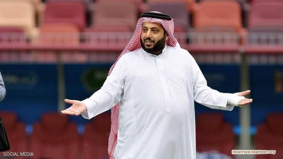 تركي آل الشيخ، غارق بالترفيه، ولا يدري شيئاً عما يدور في بقيق