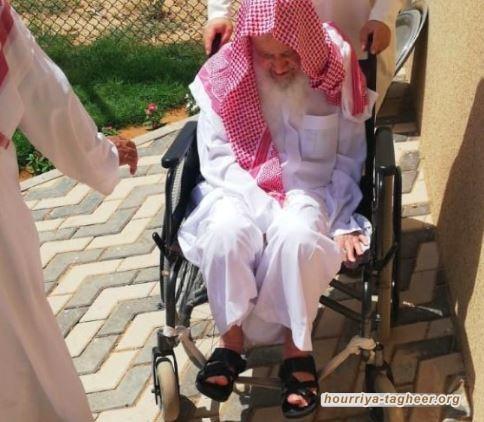 من بعد سنين مريرة سلطات السعودية تفرج عن الشيخ محمد الصقعبي