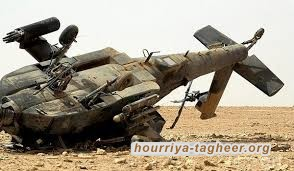 الحوثيون يسقطون طائرة سعودية ويقتلون طاقمها