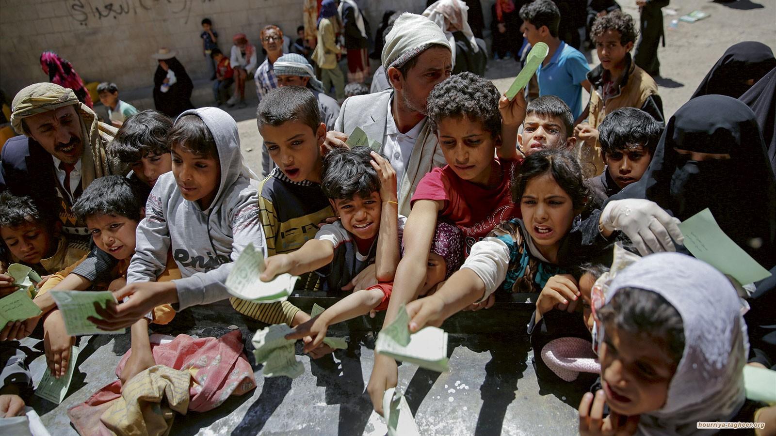 ضياع مئات المليارات خلال حرب اليمن؛ إنذار بوقوع قحط ومجاعة