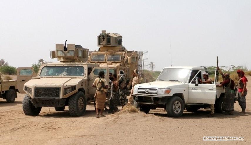 جماعة الحوثي وحلفائها يسيطرون على مدينة الحزم