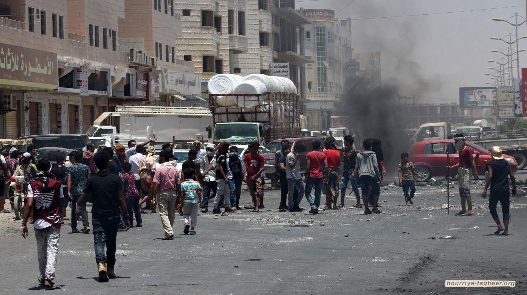 صراع سعودي إماراتي في اليمن والضحية الشعب اليمني