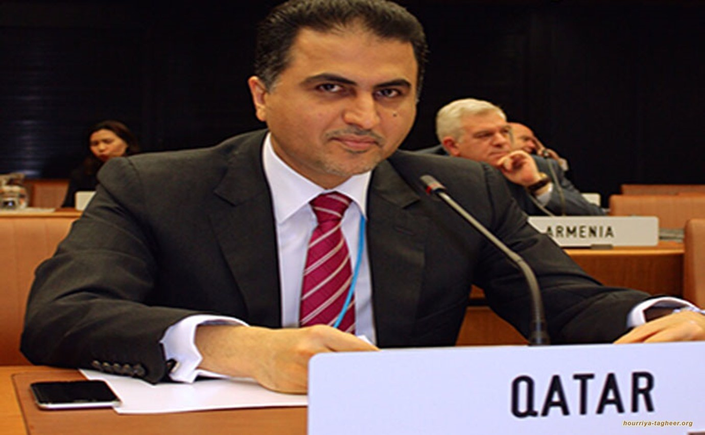 قطر تدعو الأمم المتحدة لوقف الانتهاكات السعودية