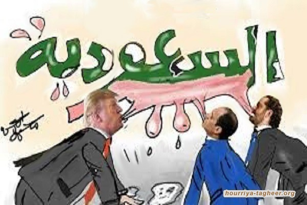 بايدن على خطى ترامب... استمرار الحلب الأمريكي للبقرة السعودية!!