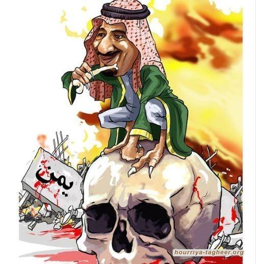 """أكثر من 100 خروق جديد لمصاص الدماء """"خادم الحرمين"""" في اليمن"""
