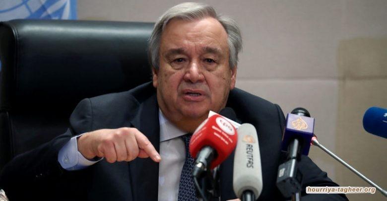 الأمم المتحدة تفشل في إثبات تورط إيران بهجمات أرامكو