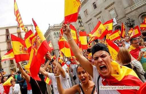 بسبب رشاوى السعودية.. آلاف الإسبان يحتجون على ملكهم السابق