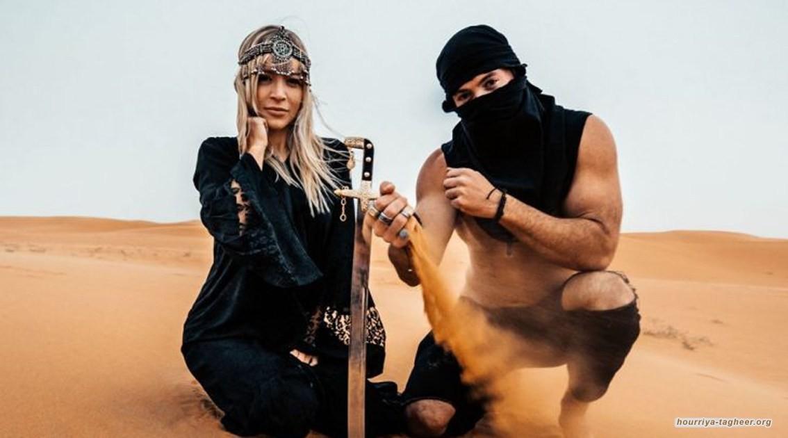 ابن سلمان يستعين بعاهرة أمريكية لتجميل صورته في الغرب