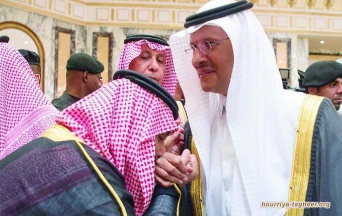 ابن سلمان يبرع بسلمنة الدولة بطرده لخالد الفالح وتنصيب أخيه مكانه