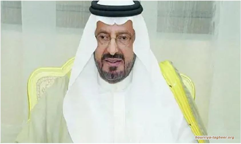 """موقع غربي يؤكد هروب الأمير """"سعود عبد المحسن"""" وأسرته لقبرص"""