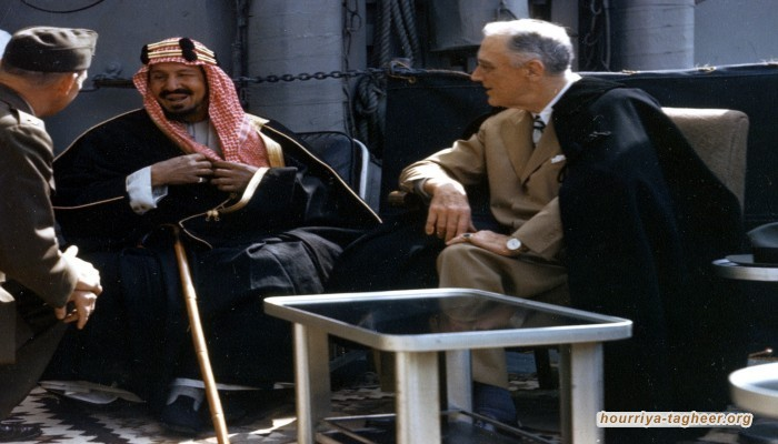 علاقات السعودية وأمريكا بحاجة لمراجعة