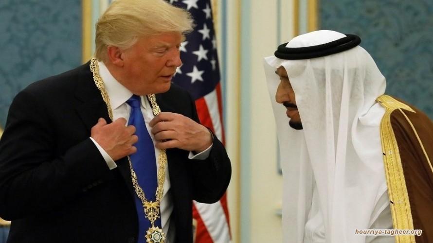 السعودية تغدق أموالها على ترامب لتواصل جرائمها في اليمن