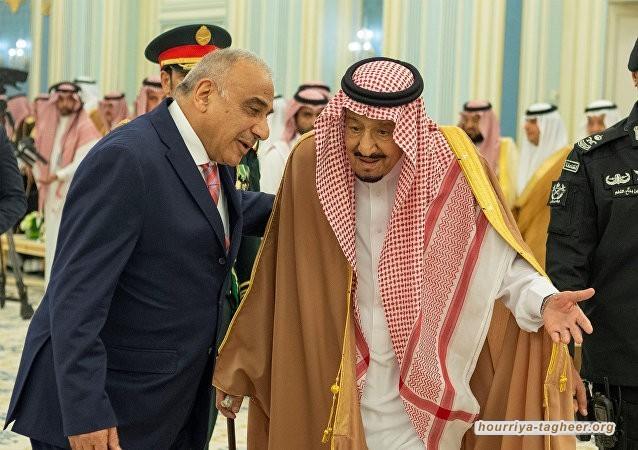 السعودية تسعى للتهدئة مع إيران بوساطة زعيم عربي