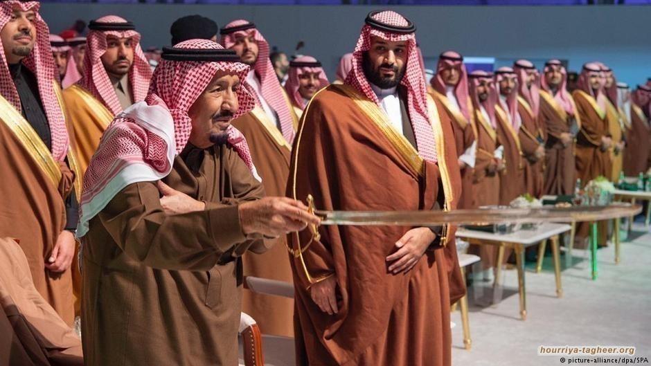 الضعف الشديد يسيطر على الواقع الحالي لمملكة آل سعود