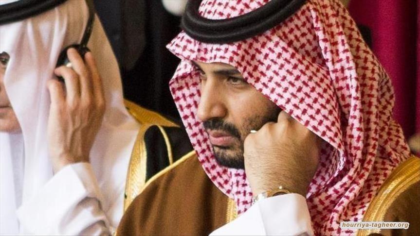 """فضيحة جديدة لـ""""ابن سلمان"""" .. يبدو أنّه لم يشبع من الملايين التي جمعها في الريتز"""