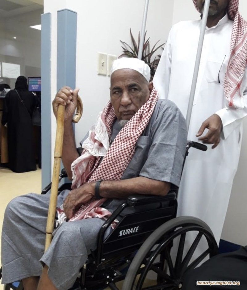 حجة جديدة للتهرب عدة مستشفيات حكومية ترفض تنويم مريض وعلاجه لكبر سنه وخدمة ولده بالعسكرية لم تفده