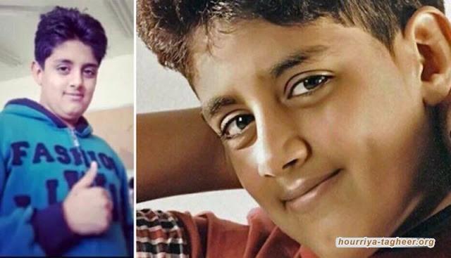 محاكم آل سعود تُصدر حكم نهائي على طفل معتقل منذ سنوات