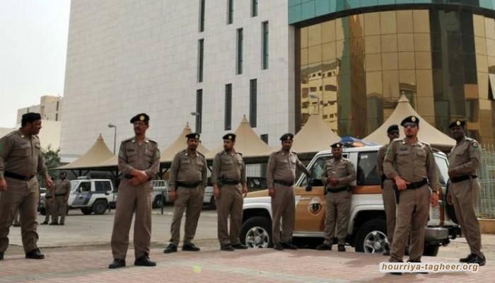 سعودي يهاجم حارس أمن القنصلية الفرنسية في جدة