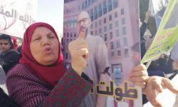 أهالي المعتقلين الأردنيين في سجون آل سعود يعتصمون أمام رئاسة الوزراء الاربعاء