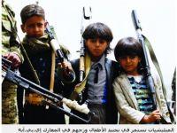 لماذا يجند آل سعود الأطفال في اليمن؟