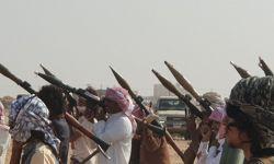 انفجار الوضع عسكريا بين قبليين وقوات آل سعود شرق اليمن