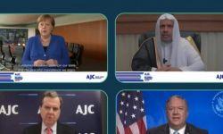 """رابطة العالم الإسلامي تشارك بمؤتمر """"اللجنة اليهودية"""""""