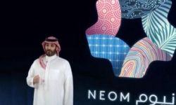 """نشطاء سعوديون: """"ذا لاين"""" مدينة ألعاب ومسرحية كوميدية"""