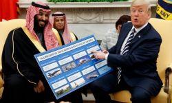 مشرعون أمريكيون يطالبون بكشف الصفقات الجانبية بمبيعات أسلحة ترامب لآل سعود