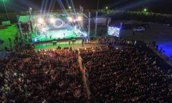 حفلات الترفيه والسياحة تعود بقوة في مملكة آل سعود وإغلاق الحج والعمرة لأجل غير مسمى