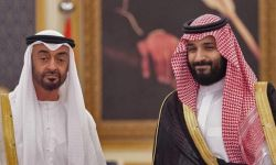 الكشف عن معاملة مهينة لمحمد بن زايد في السعودية
