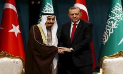 العاهل السعودي يتلقى اتصالا من الرئيس التركي للتهنئة برمضان