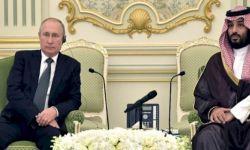 بوتين وبن سلمان يتفقان على تعزيز التعاون بشأن تخفيضات إنتاج النفط