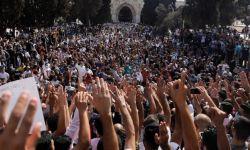لماذا هتف آلاف المقدسيين في الأقصى ضد بن سلمان؟