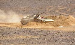 الجيش اليمني واللجان الشعبية يستعيدون السيطرة على مديرية رحبة بالكامل