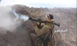 انضمام قوات تتبع التحالف إلى صفوف الجيش اليمني واللجان الشعبية في البيضاء واغتنام كميات كبيرة من الأموال والأسلحة.