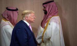 محمد بن سلمان يتودد لترامب بصفقات عسكرية ضخمة