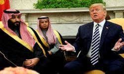 أمر تنفيذي لترامب يهدد بتقليص الدعم الأمريكي لآل سعود والبحرين